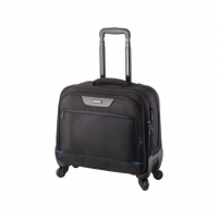 Lightpak Business NoteboOK Trolley STAR nylon zwart 4021068461165