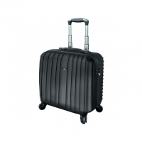 JSA Travel Business Trolley 2 in 1 zwart 4021068455546