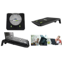 Fellowes NoteboOK Stand MaxiCool met USB Fan 43859613069