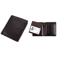Alassio Gecombineerde Portefeuille RFID Document Safe Nappa leder 4021068420582