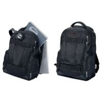 "Lightpak schoolrugzak ""HAWK"" met laptop Showtas, zwart 4021068246038"