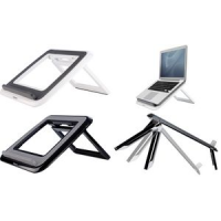 Fellowes NoteboOK Stand I Spire Quick Lift zwart 43859706792