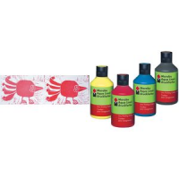 Marabu Aqua linoprint middengeel 250 ml 4007751372468