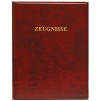 ROTH getuigenis Ring Binder, plastic, A4, donkerblauw, 4028279885049