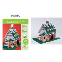 Heyda Knusperhaus Craft Kit wit karton 4005329084393