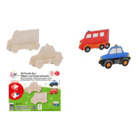 "mara door Marabu 3D Puzzel Duo ""Police & Fire Engine"" 4007751601032"