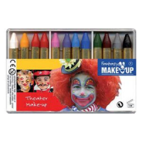 Kreul make up pen set Fantasy Theater Make Up 12 kleuren 4003755025232
