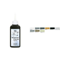 Kreul Window Color contouren kleur glinsterende goud 80 ml 4000798427863
