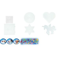 Hama pegboard grote ster wit 28178269982
