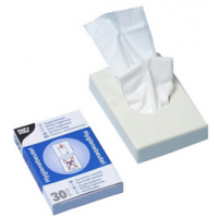Papstar hygi ' ' ne containers plastic witte 4002911123362
