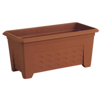 EMSA planter TERRA GRANDE B 800 mm terracotta 4009049123219