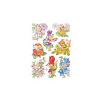 HERMA stickers DECOR Blumenelfen 4008705034784