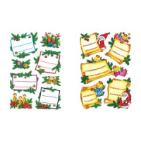 """Stickers Herma Kerstmis DECOR """"Christmas Letters"""" Toewijding 4008705039598"""