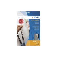 HERMA Photo Paper 320 x 315 mm zwart inhoud 5 Journal 4008705077569