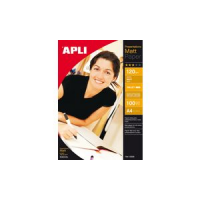 Agipa Photo Paper A4 120 g m2 mat 8410782126263