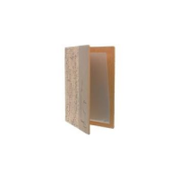 Securit wijnkaart DESIGN CORK, A4, beige 8717624246883