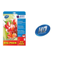 AVERY Zweckform BIG PACK Inkjet Photo Paper, DIN A4, 250g / m2 4004182027394
