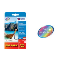 AVERY Zweckform BIG PACK Inkjet Photo Paper 10 x 15 cm 4004182241776
