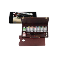 "Royal Talens REMBRANDT paintbox acrylverf ""PROFESSIONAL"" 8712079319076"
