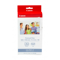 Authentieke Canon cartridge fotopapier KP 36IP voor 4960999047034