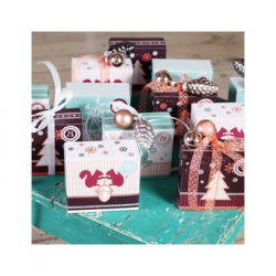 "ROTH Advent 24 Advent boxes ""Bos van de Winter"", 4028279803258"