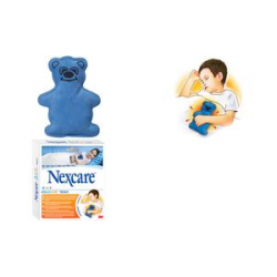 3M Nexcare Gel warmers ColdHot Teddy, blauw 8711428076929