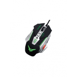LogiLink Optical Gaming Mouse, bedraad, met gewichten 4052792045659