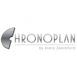 Chronoplan dagindicator A5, transparant 4004182503850
