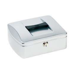 CASTLE KEEPER cashbox Zaken 7167, zilver 4003482057605