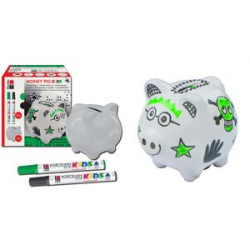 "Marabu spaarpotten set ""MONEY PIG KIDS"" 4007751596963"