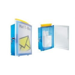 HAN mailbox IMAGE'IN, wit 4012473410244