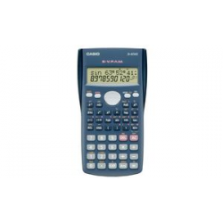 CASIO Scientific Calculator FX-82 MS, batterij 4971850189046