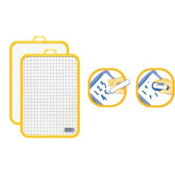 BIC whiteboard Velleda, wit, Afmetingen: (B) x 190 (H) 260 mm 3086120002107
